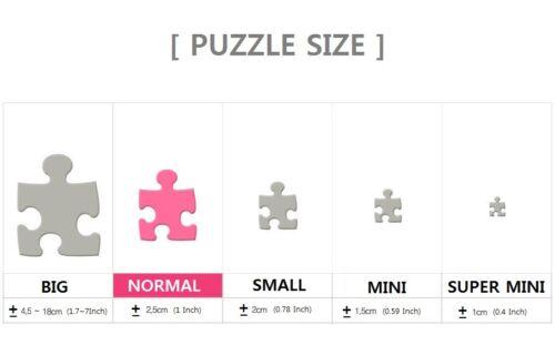 Sumikkogurashi Jigsaw puzzle 500p Sumikko Green Cute Character Goods Hobby Korea