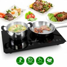 NutriChef PKSTIND48 1800W Electric Induction Cooktop