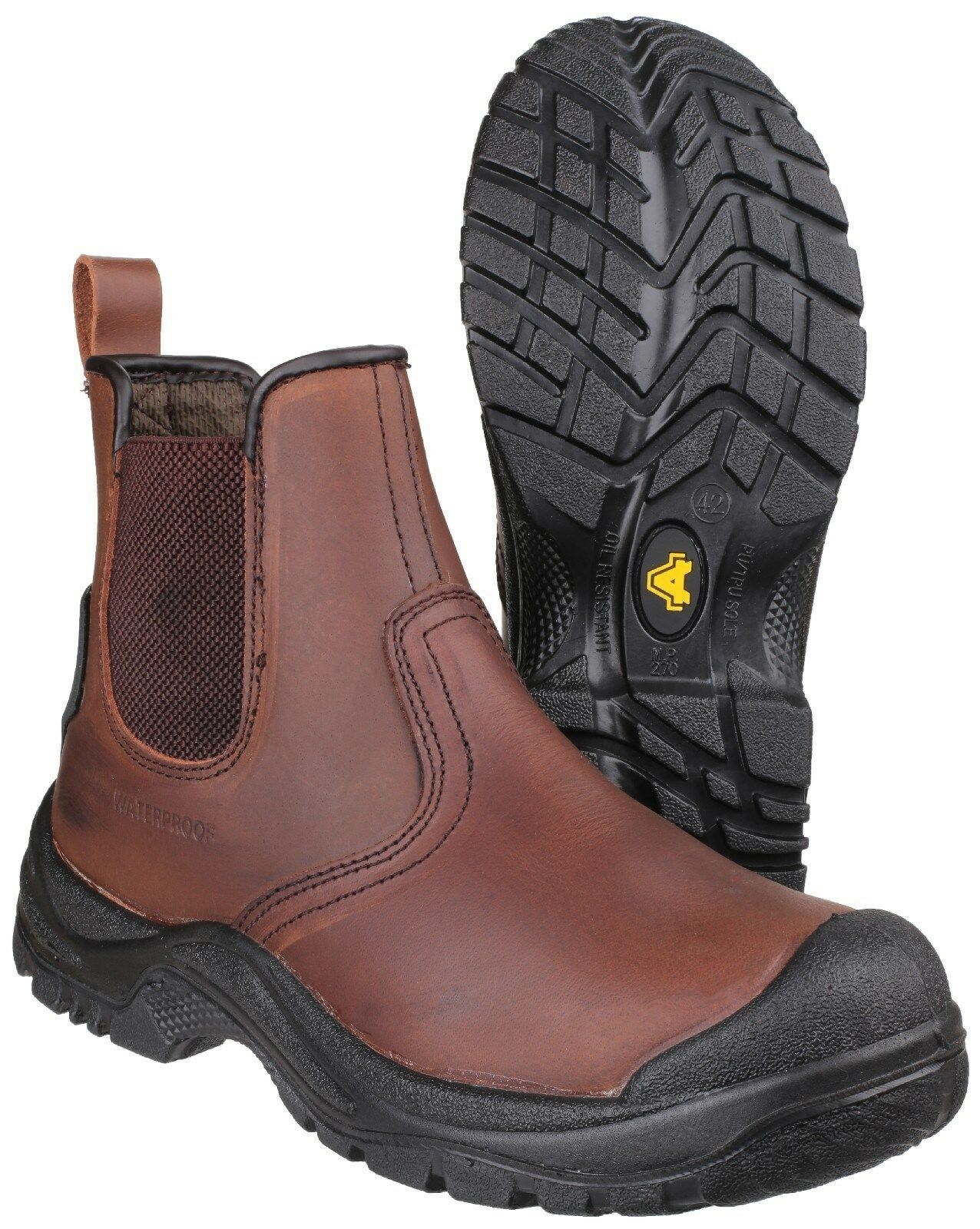 Amblers AS200 Skiddaw Cap Safety botas Water Resistant Steel Toe Cap Skiddaw Hombre Dealer e063ae