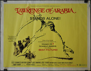 Lawrence-di-Arabia-R1971-Originale-22X28-Film-Poster-Peter-o-Toole-Anthony-Quinn