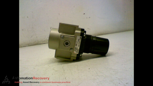 SMC AR40K-N06-Z REGULATOR SET PRESS. 7~125PSI 1 IN 2 OUT, NEW #166149