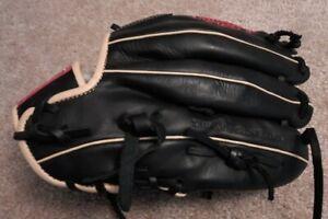 Rawlings Gold Glove Elite 12 Inch Left Handed Thrower LHT GGE120BC Baseball Mitt