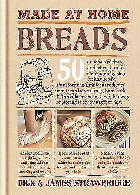 Made at Home: Breads-ExLibrary