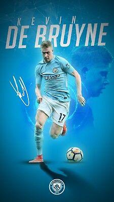 Poster A3 Leroy Sane Manchester City Futbol Football Deporte Sport Cartel 03