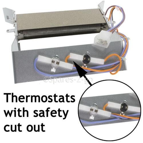 Heater Element Pour Hotpoint Sèche-linge VTD20 VTD20P VTD20G VTD20T 2200 W