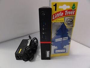 LENOVO-ThinkCentre-M900-Tiny-Intel-i3-6100T-6th-Gen-8GB-128GB-SSD-Win10-64-HP-G2