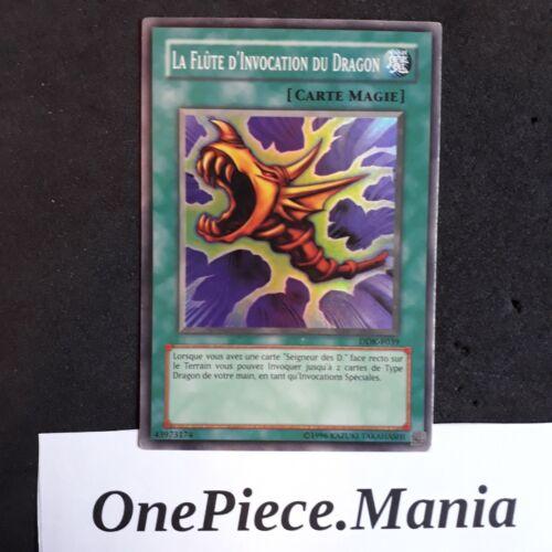 Yu-Gi-OH La Flute D/'Invocation Du Dragon DDK-F039
