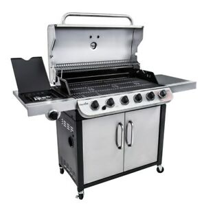 Image Is Loading Char Broil 650 6 Burner Propane Gas Grill