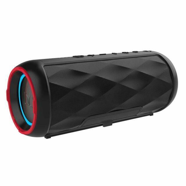 Monster MROVE-BK10 Rove 10 Bluetooth Speaker 100W - Black