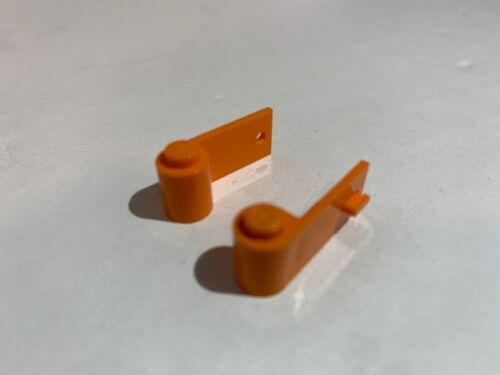 2pcs LEGO Parts 3821 /& 3822 Door Set 1x3x1 Left /& Right