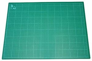Am-Tech A2 Cutting Mat - Non Slip Printed Grids Knife Board Crafts Models -S0520 696573407256
