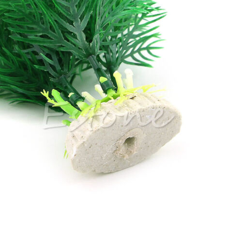 Fish Tank Aquarium Decor Artificial Plastic Underwater Grass Plant Ornament