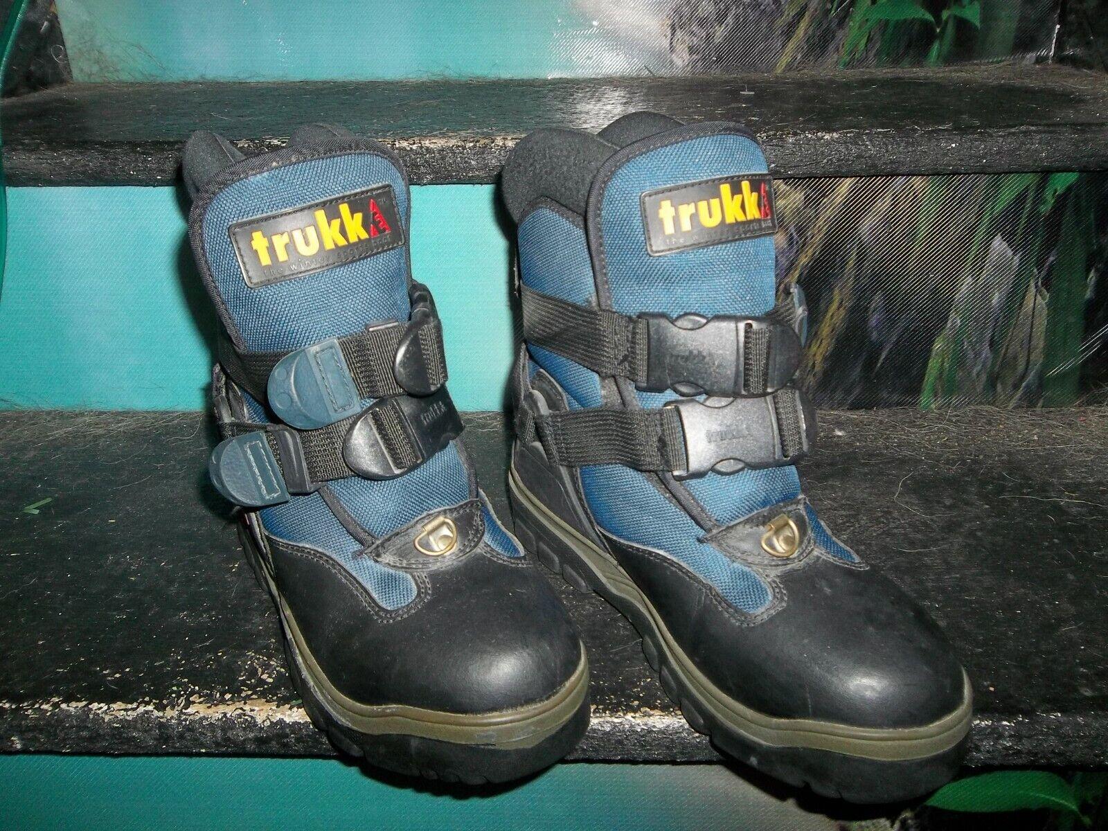 Trukke  botas De Nieve Unisex, clima frío, motos de nieve, Consiglio-esquí, raquetas de nieve