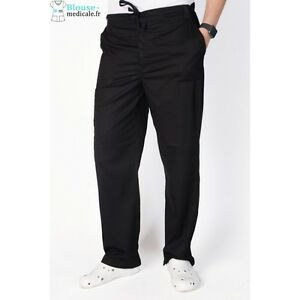 Pantalon-Medical-Homme-Cherokee-Luxe-Noir-1022