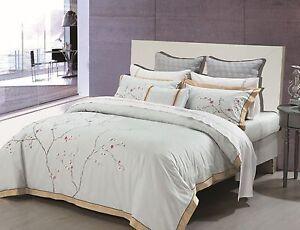 Melange Home Sakura 3 Piece Duvet Set Ebay