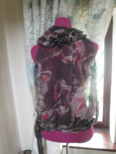 Amazing Size 8 Wrap 10 Saints Condition All Vika Excellent 8 Top rpwr4Fq