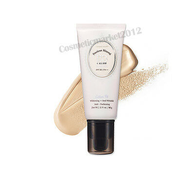 ETUDE HOUSE Precious Mineral BB Cream Cotton Fit 60g # W24 Honey Beige