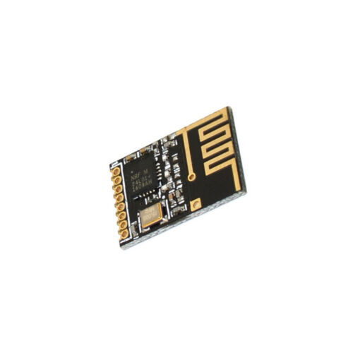 SMD 1.27MM Wireless Transceiver Module Small Size Arduino Mini NRF24L01