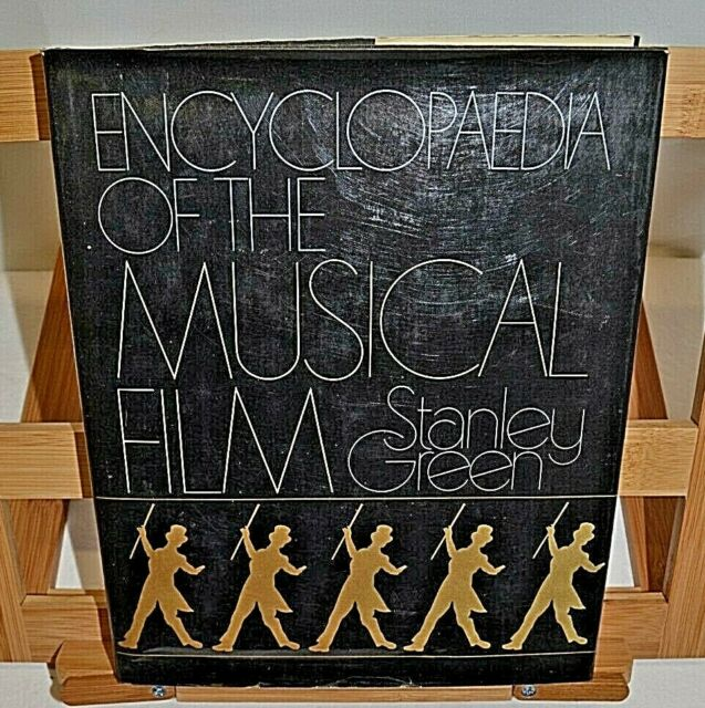 Encyclopaedia Of The Musical Film (1981, Hardcover) For