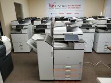 Ricoh Mp C6004ex Color Copier Printer Scanner Low Meter Count Only 64k