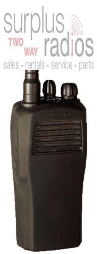 NEW BLACK SILICONE PROTECTIVE CASE FOR MOTOROLA CP200 CP150 AND PR400 RADIO