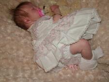 Mummys Darlings nursery presents reborn baby doll Grace