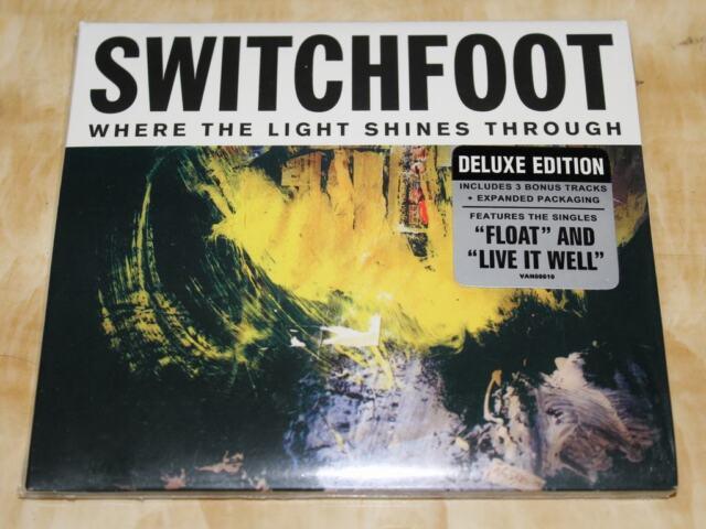 Where the Light Shines Through [Bonus Tracks] by Switchfoot (CD, Jul-2016)