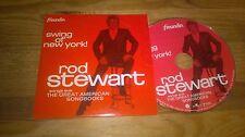 CD Pop Rod Stewart - Swing Of New York (5 Song) Promo BMG J-REC cb