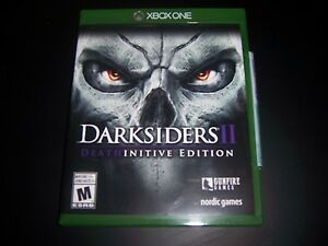 Replacement-Case-NO-GAME-DARKSIDERS-II-2-DEATHINITIVE-EDITION-XBOX-ONE-1-XB1