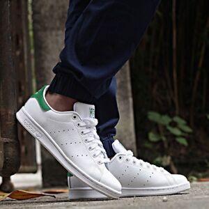 separation shoes 49098 44ce8 Image is loading Adidas-Originals-Stan-Smith-White-CARBON-FIBER-Print-