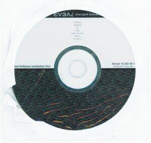 Details about EVGA Intelligent Innovation Driver/Software Installation CD  V  10-302-50-1