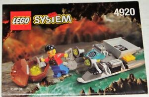 Lego-Rock-Raiders-Rapid-Rider-4920-inkl-OBA-ohne-Box
