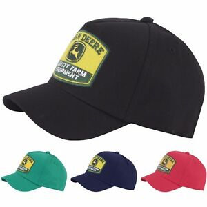 B320 Urban John Deere Short Bill Design Club Cute Ball Cap Baseball ... cff62128b49
