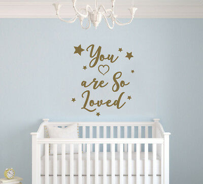 Nursery Wall Quotes Nursery Wall Decal Quote Baby Baby Wall Art Strength of My Love A Mother/'s Love Wall Decal