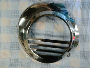 Vespa-Flywheel-Cover-PX-125-150-200-LML-Polished-Stainless-Steel