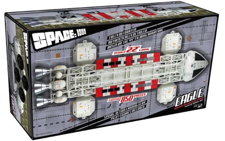 Space 1999 1999 1999 - 55.9cm Schutz Eagle Transporter  vor Fertig  MPC903  | Räumungsverkauf  e919c3