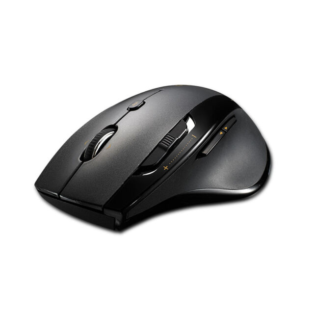Rapoo 7800P 5GHz 1600dpi / 6-Key Wireless Laser Gaming Mouse For Win XP/Vista/7