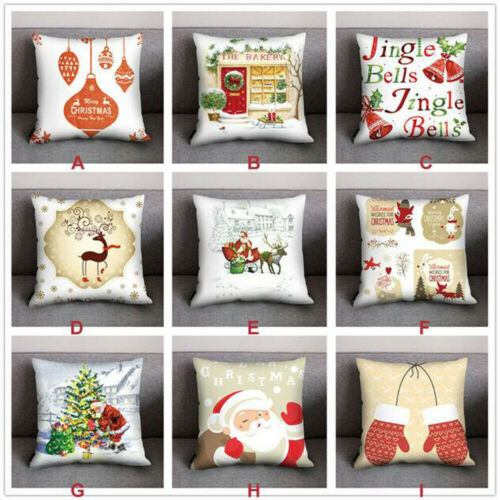 18/'/' Personalised Cushion Cover Pillow Case Custom Collage Photo up to 16 Pic