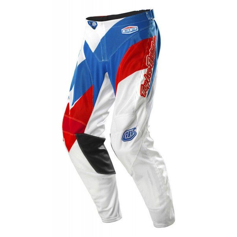 Troy Lee Designs TLD GP AIR Astro KID White MX Motorcross Enduro Bike size 24 26