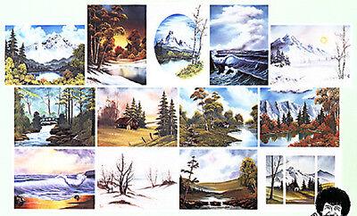 BOB ROSS, 3-disc DVD SET, Series 10 Teaches13 Paintings