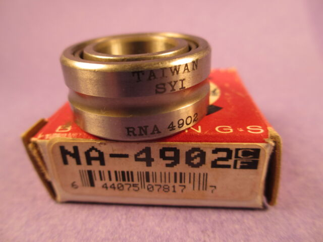 INA NA 6909 NEEDLE ROLLER BEARING w// inner ring  NA6909 45x68x40 mm