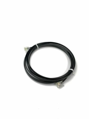 Panasonic Anschlusskabel auf MAß für alle Telefone Flachbandkabel 19/% MwSt