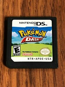 Pokemon-Dash-Nintendo-DS-2005-Cart-Only