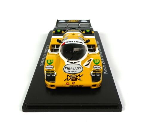 Porsche 956 #7 Winner Le Mans 1984-1//43 Spark Hachette Miniatur Modellauto 03