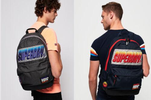 Superdry Mens Sunset Montana Rucksack Size 1Size