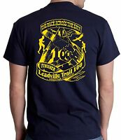 Leadville Colorado 100 Mile Trail Run Finisher T Shirts Race Across The Sky,