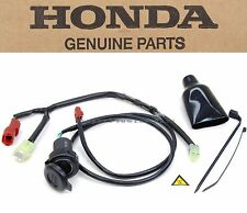 Honda Accessory Socket CRF1000 L  Africa Twin 12V Outlet Electrical Plug  #H151