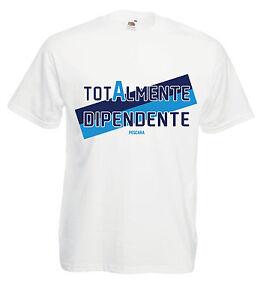 T-shirt Maglietta J1118 Totalmente Dipendente Serie A ...