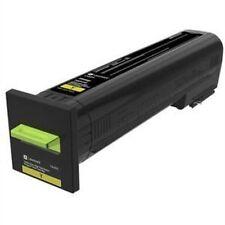 Lexmark 72K1XY0 Cs820 Extra High Yield Yellow Return Program Toner Cartridge [22