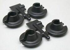Spring Cups Lower Black TRAXXAS Nitro Slash/Rally 4x4 RC RPM RPM73152
